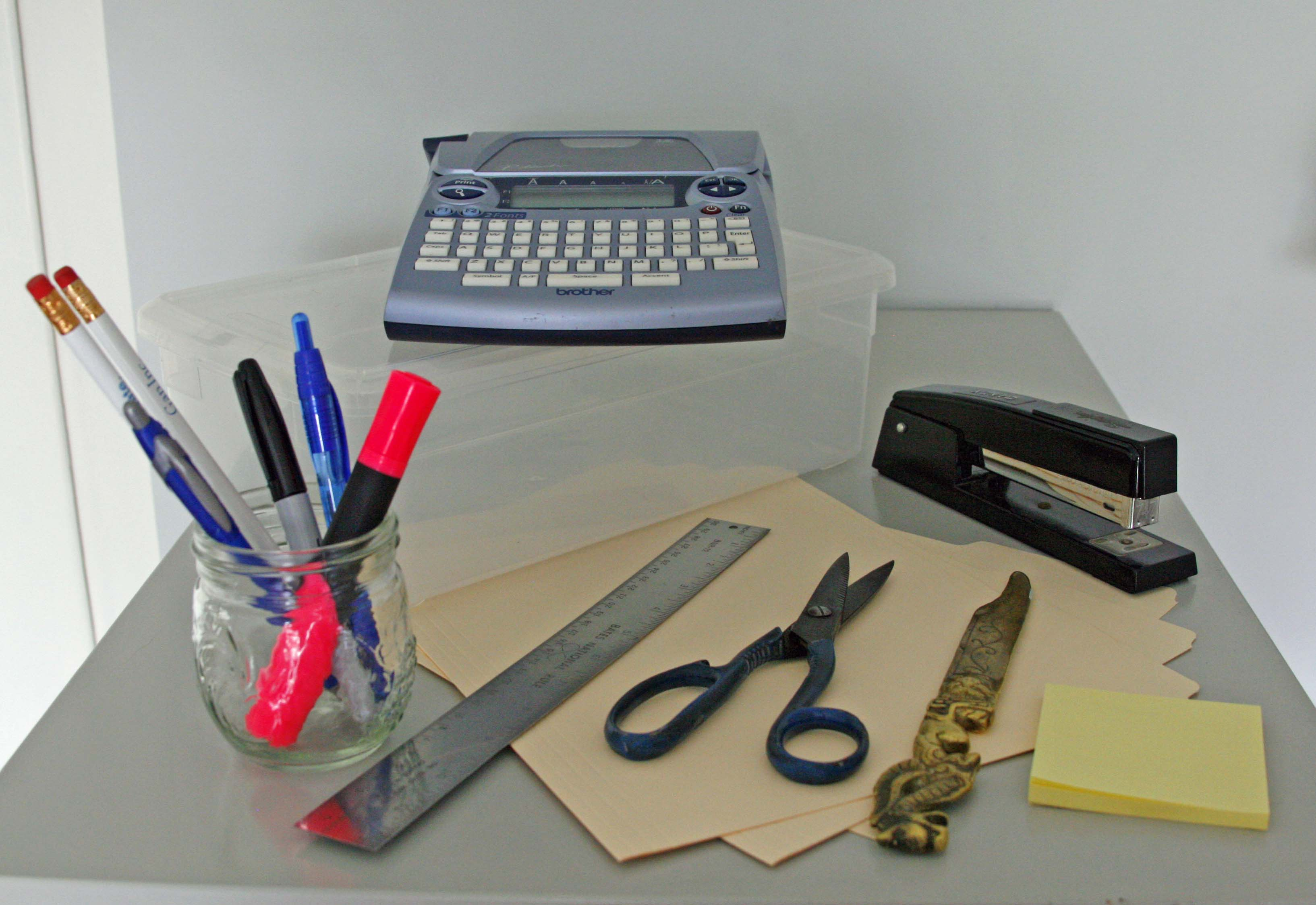 top ten tools for your home office