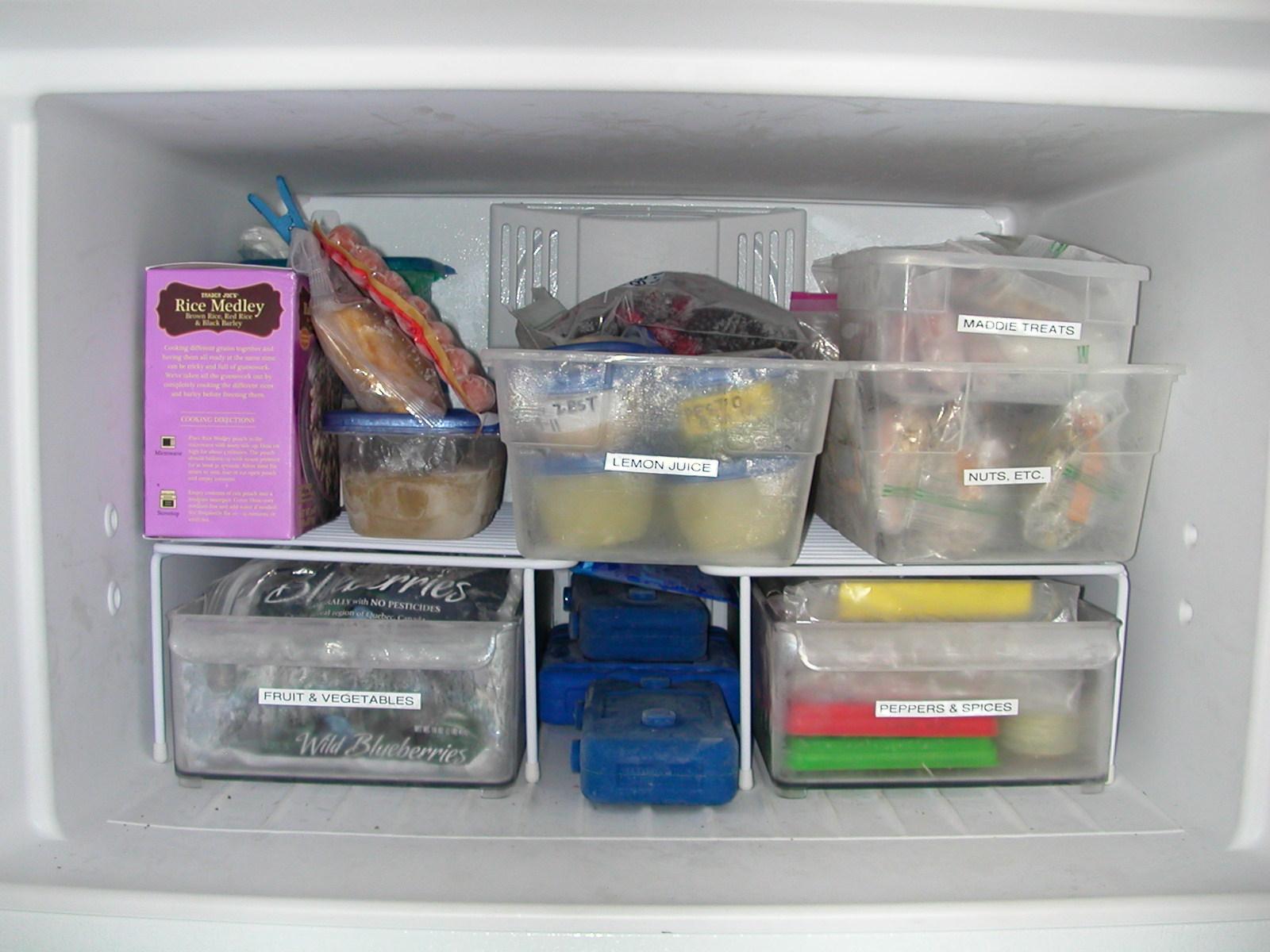 Fantastic Kitchen Organization Organizing Freezer Your House In Order Interior Design Ideas Apansoteloinfo